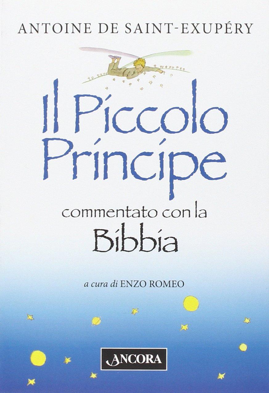 Il Piccolo Principe Libro Pdf