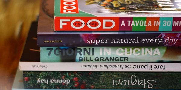 I migliori libri di cucina degli chef della tv for Libri di cucina per principianti
