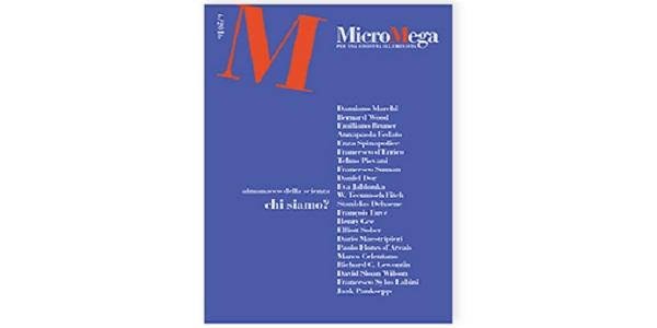 """MicroMega: l'Almanacco della scienza pone la domanda """"Chi siamo?"""""""