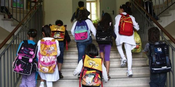 Apertura delle scuole nel 2016: a settembre squillano le campanelle per gli studenti