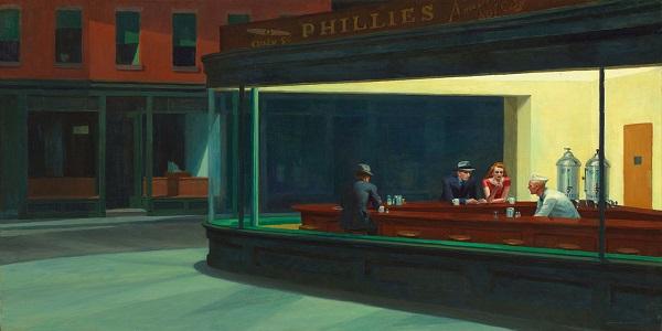 """Arriva in libreria """"Luce con muri"""" di Michele Mozzati mentre al Vittoriano approda Hopper"""