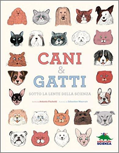 Cani e gatti - Antonio Fischetti