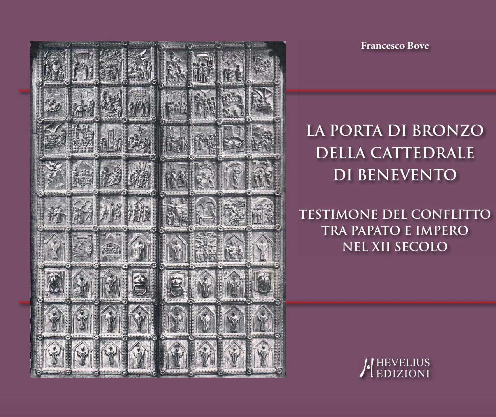 La porta di bronzo della cattedrale di benevento di - La porta di anne recensione ...