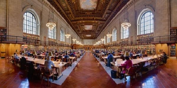 Gli americani leggono più di noi italiani e curano le biblioteche