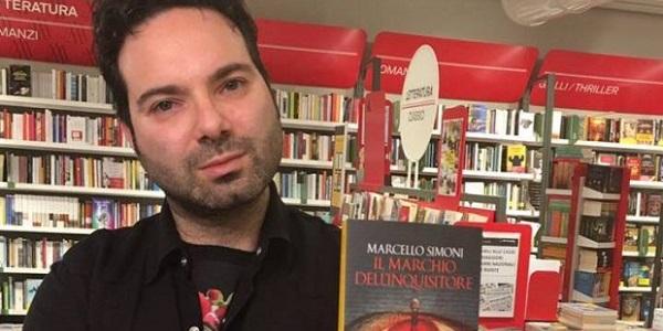 """È arrivato in libreria """"Il marchio dell'inquisitore"""" di Marcello Simoni"""