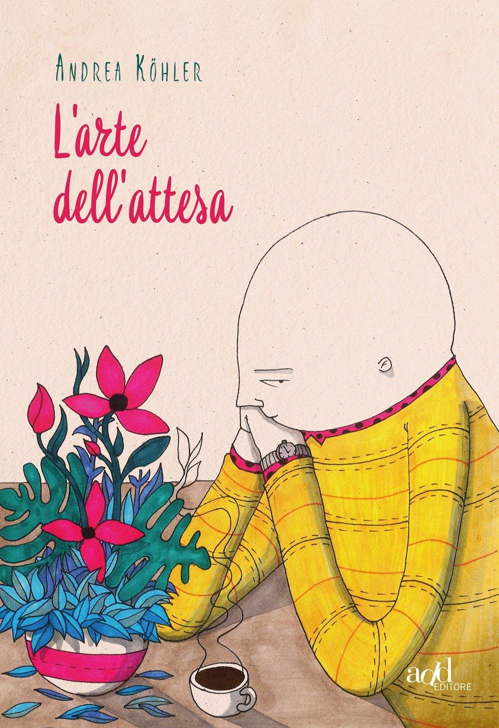 """L Arte Delle Unghie: """"L'arte Dell'attesa"""" Di Andrea Köhler, Recensione Libro"""