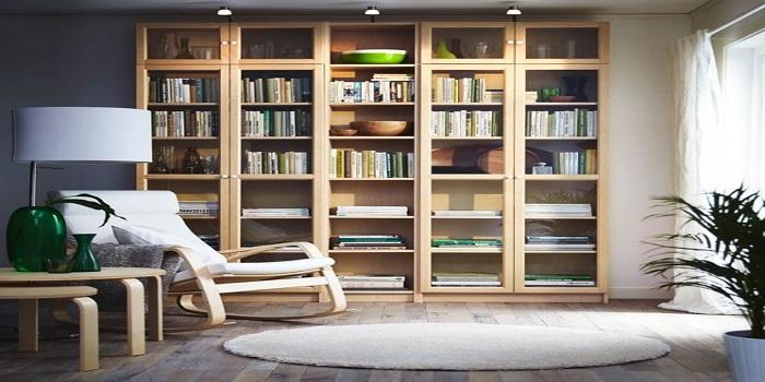 Libreria Chiusa Con Ante In Vetro.Librerie Ikea I Migliori Modelli Per I Nostri Libri