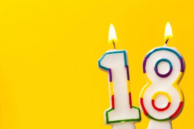 Le Migliori Frasi Di Auguri Per I 18 Anni