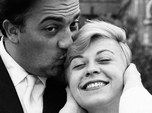 73035225d2 Le lettere inedite di Fellini alla moglie oggi su Famiglia Cristiana