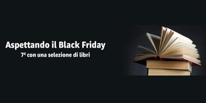 Aspettando Amazon Black Friday 2018: buoni sconto e libri in offerta