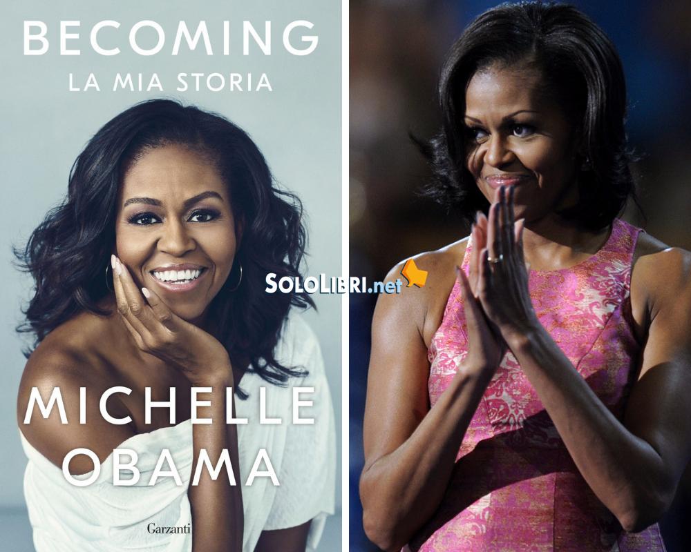 """""""Becoming - La mia storia"""": arriva in Italia l'autobiografia di Michelle Obama"""