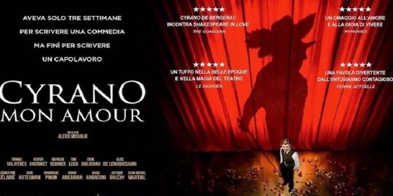 Cyrano Mon Amour: trama e trailer del film al cinema