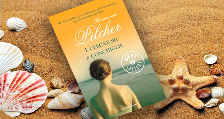 """Rileggere """"I cercatori di conchiglie"""" di Rosamunde Pilcher di fronte al mare"""