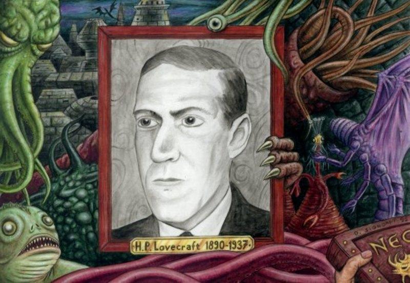 Howard Phillips Lovecraft: vita e opere dell'autore