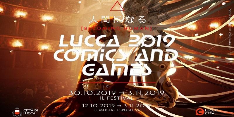 Lucca Comics and Games 2019: ecco il programma