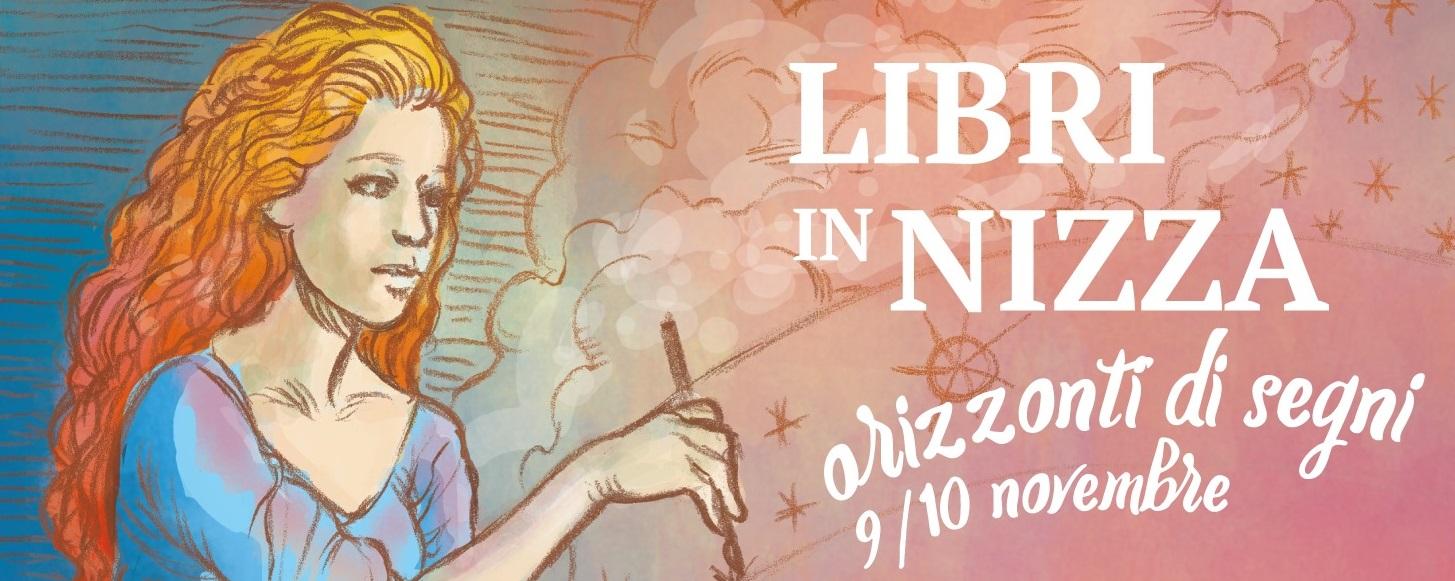 Libri in Nizza 2019: il festival letterario torna il 9 e 10 novembre con la nuova edizione
