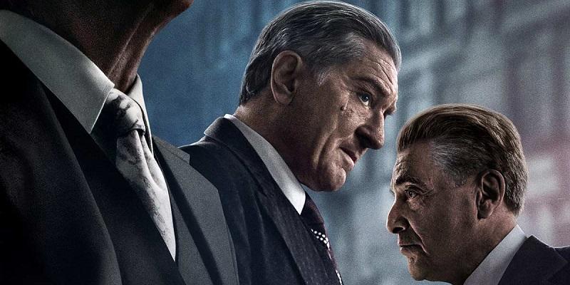 The Irishman: trama e trailer del film da oggi su Netflix