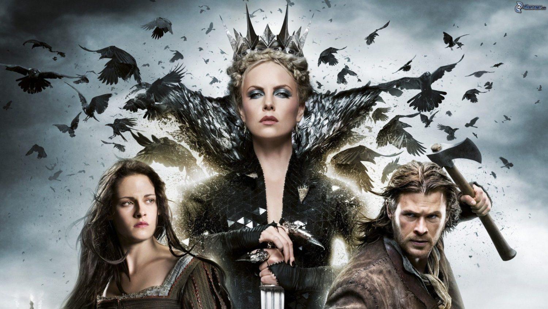 Biancaneve e il cacciatore: trama e trailer del film stasera in tv