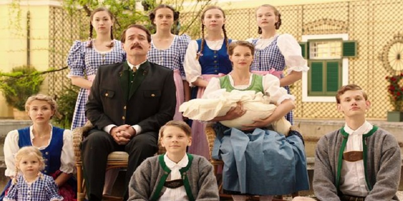 La famiglia von Trapp: trama e trailer del film stasera in tv