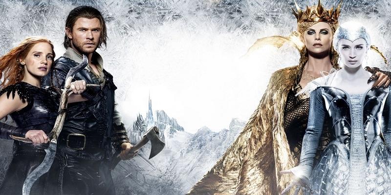 Il cacciatore e la regina di ghiaccio: trama e trailer del film stasera in tv