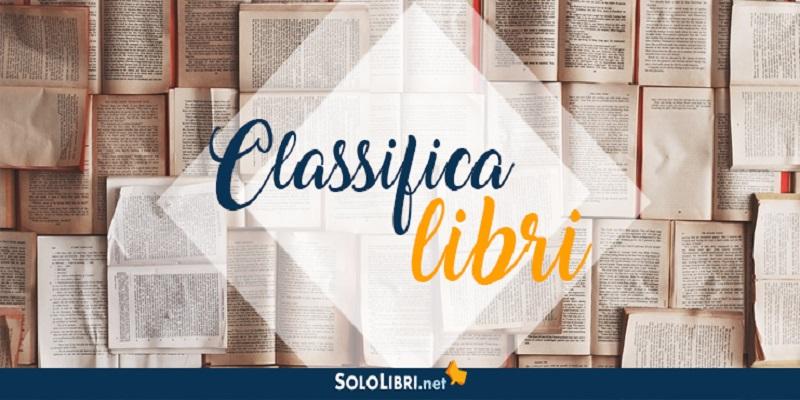 Classifica libri settimanale: De Giovanni e Carrisi i più amati