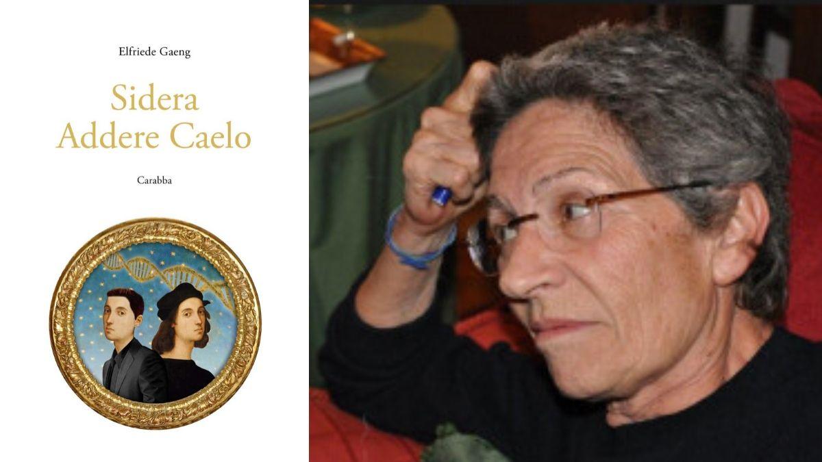 Intervista a Elfriede Gaeng, in libreria con Sidera addere caelo