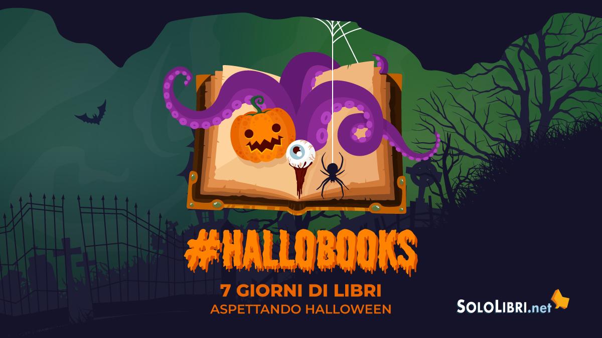 Libri da leggere aspettando Halloween: segui Hallobooks (anche su Instagram)