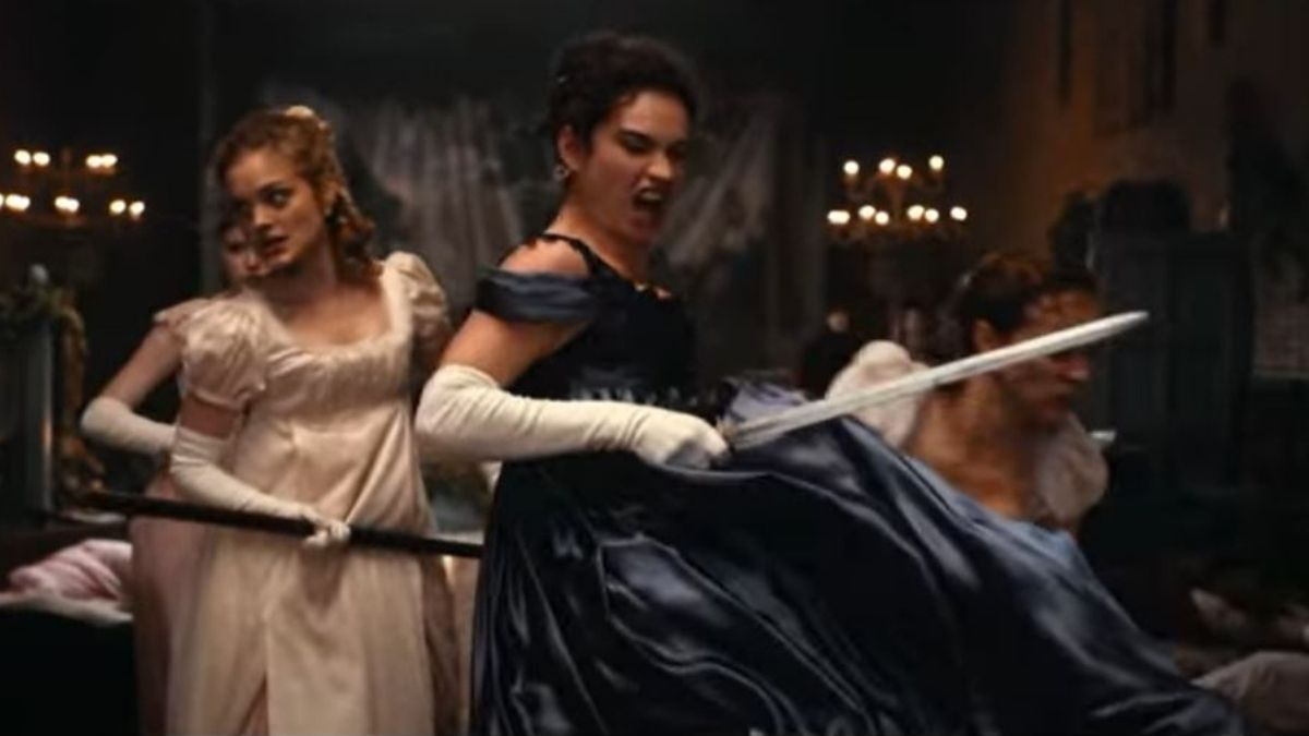 Pride + Prejudice + Zombies: trama e trailer del film stasera in tv