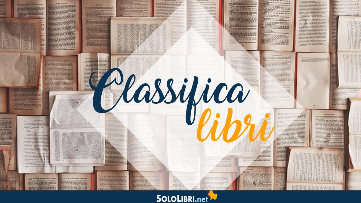 Classifica libri settimanale: Stai zitta di Michela Murgia in testa