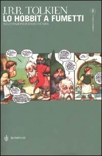 J.R.R. Tolkien - Lo Hobbit  a fumetti Ita