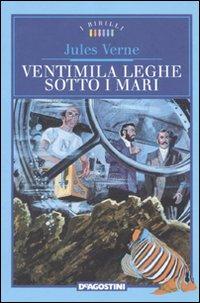 """""""Ventimila leghe sotto i mari"""" di Jules Verne, recensione libro"""