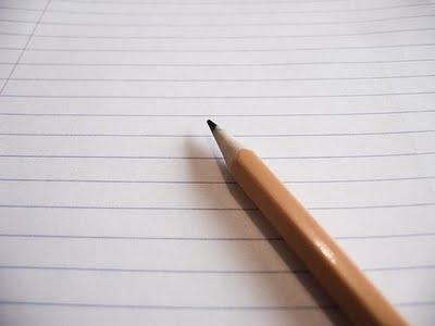 Come superare la paura del foglio bianco considerazione - Foglio laminato bianco ...