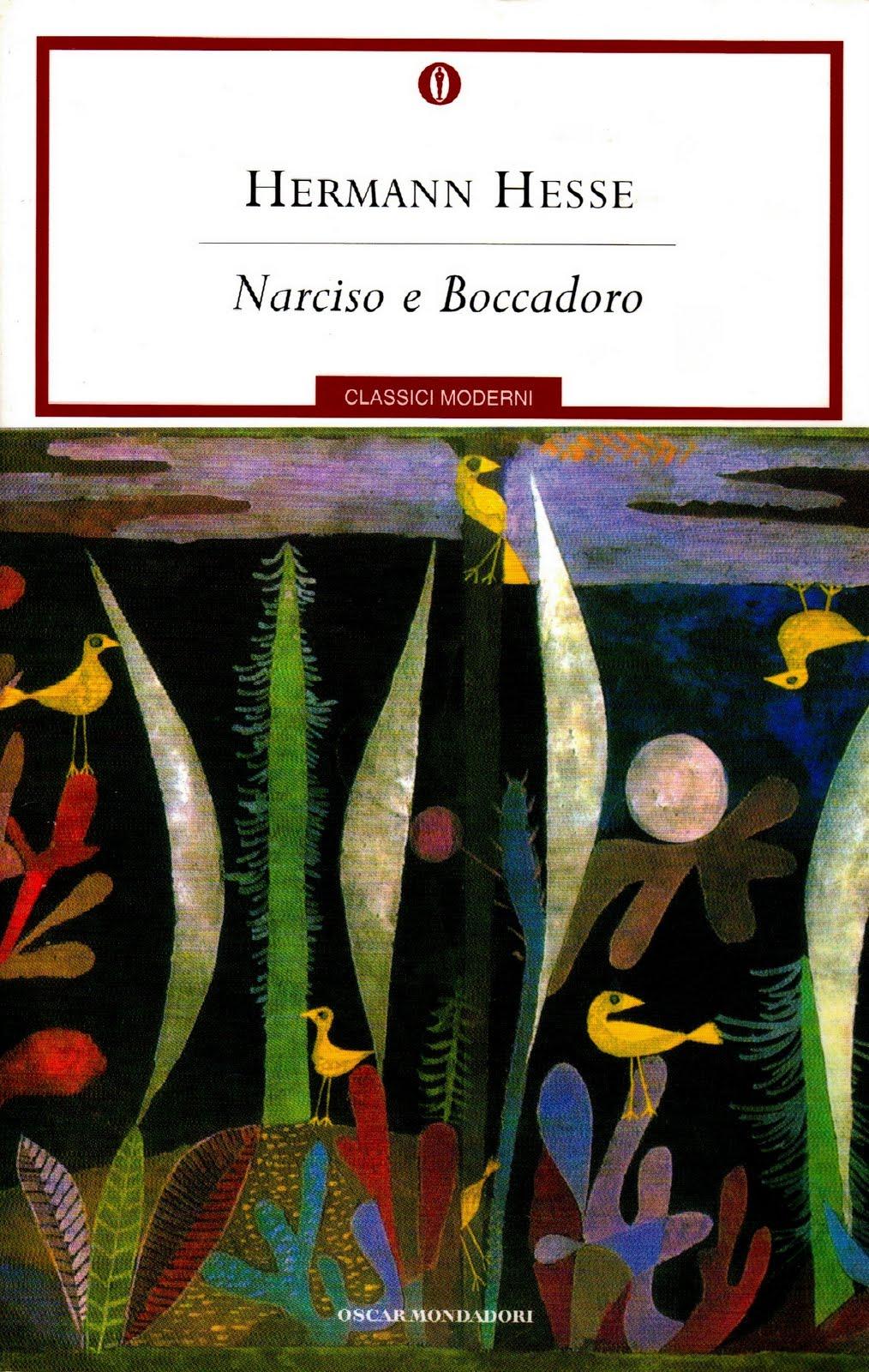 """""""Narciso e Boccadoro"""" di Hermann Hesse, recensione libro"""