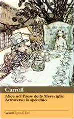 Alice nel paese delle meraviglie di lewis carroll - Frasi di alice attraverso lo specchio ...