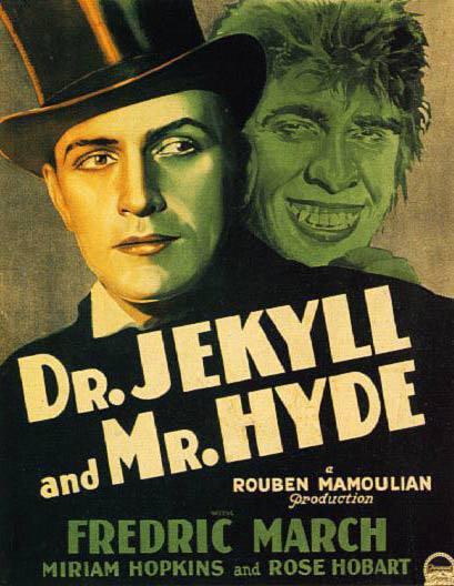 dr. Jekill e Mr. Hyde