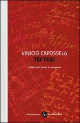 Tefteri. Il libro dei conti in sospeso - Vinicio Capossela