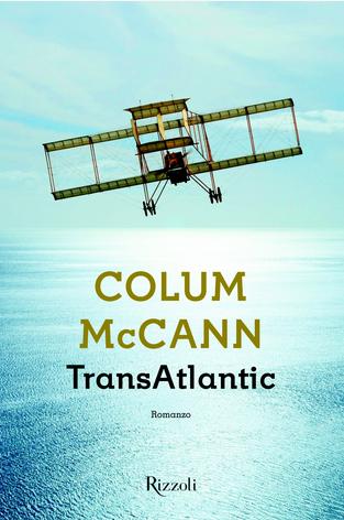 Transatlantic column mccann excerpt from a book