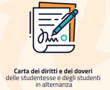 Alternanza scuola lavoro la nuova carta dei diritti e for Convivenza diritti e doveri