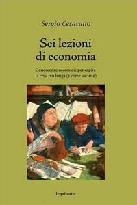 """Presentazione del libro: Sei Lezioni di Economia"""" per capire la crisi con Sergio Cesaratto @ Caffè dei libri"""