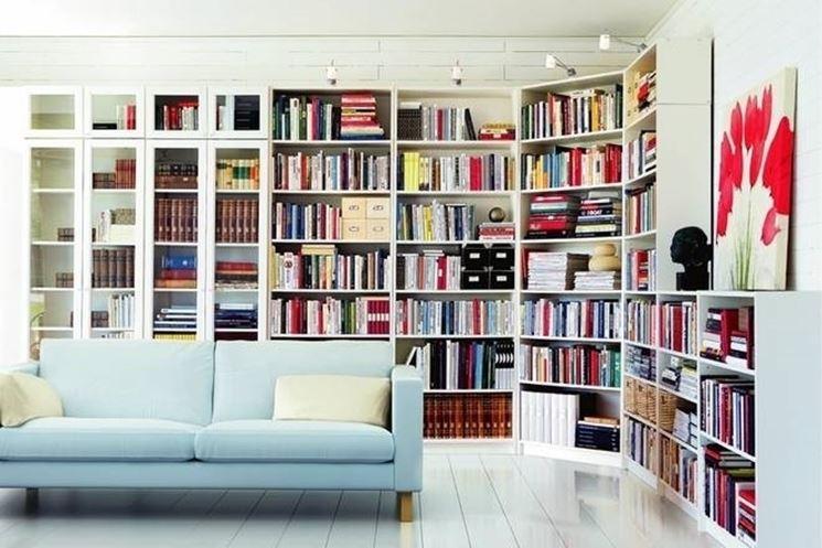 Libreria Billy Ikea Ante.Libreria Ikea Con Ante Affordable Libreria Ikea Con Ante With