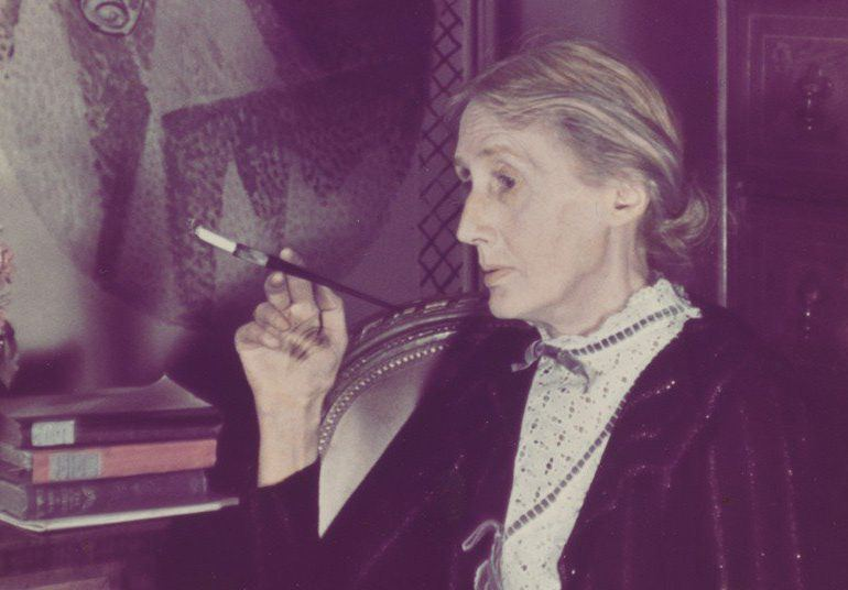 Google celebra i 136 anni di Virginia Woolf con un doodle