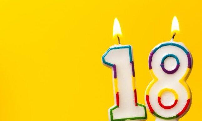 Aforismario Frasi Di Auguri Per I 18 Anni Di Eta