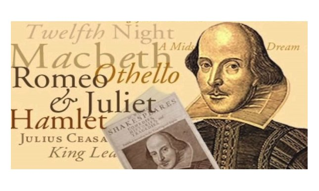 William Shakespeare: la vita e le opere