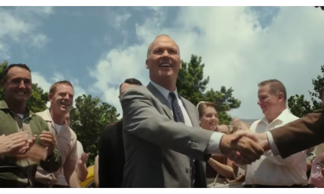 The Founder, stasera in tv: trama e trailer del film sul fondatore di McDonald's