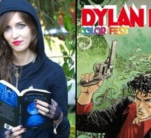 Barbara Baraldi su Dylan Dog Color Fest: Il bottone di madreperla