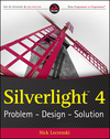 Silverlight 4 Problem - Design - Solution copertina del libro