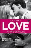 Love. Anime gemelle