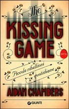 The Kissing Game copertina del libro