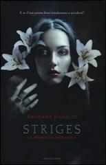 La promessa immortale. Striges copertina del libro