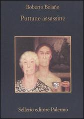 Puttane assassine copertina del libro